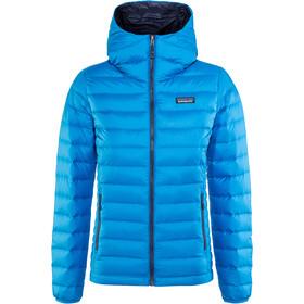 Patagonia Down Sweater Veste à capuche Femme, lapiz blue